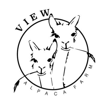 Logo van Alpacafarm VIEW