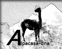 Logo van Alpacasa-dna