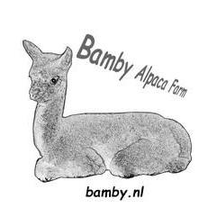 Logo van Bamby Alpaca Farm