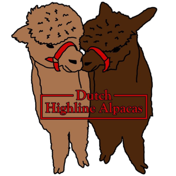 Logo van Dutch Highline Alpacas